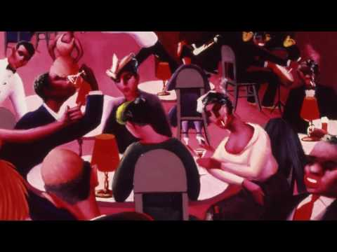 "Video Postcard: Archibald Motley, Jr.'s ""Saturday Night"""
