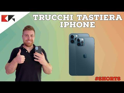 TRUCCHI IPHONE PER LA TASTIERA