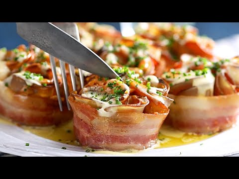 4 Easy Recipes That Prove Bacon Is Good With Everything ? ?