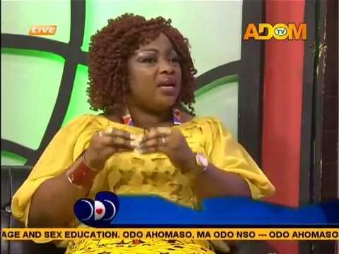 Odo Ahomaso on Adom TV (18-2-17)