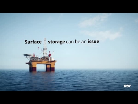 Subsea Oil Storage System