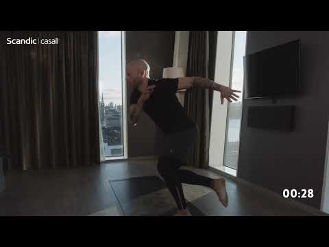Scandic Hotels: Strength Workout