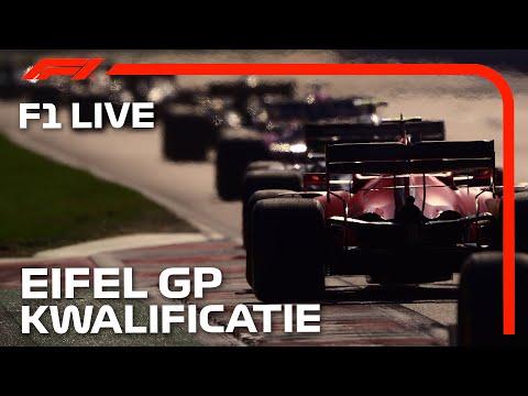 F1 LIVE: 2020 Eifel Grand Prix - Kwalificatie   Nederlands Commentaar