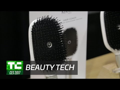 Beauty tech at CES Unveiled