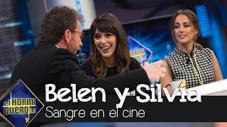 Silvia Alonso revela el secreto de la sangre en el cine - El Hormiguero 3.0