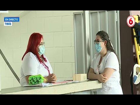 Estadio Saprissa se convirtió en vacunatorio
