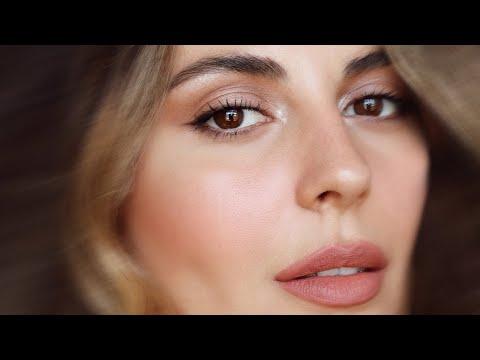 Natural Drugstore Makeup Tutorial | Sona Gasparian 2020