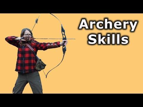 Improving my archery technique