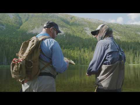 Fishing in Trysil