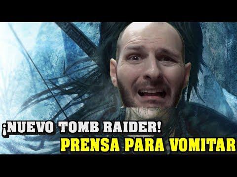 connectYoutube - ¡MIEDO Y ASCO CON EL ANUNCIO DEL NUEVO TOMB RAIDER! - Sasel - El mundo - Shadow of the tomb raider