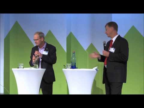 SGBC13 - Avslutning och inbjudan till Sweden Green Building Conference 2014