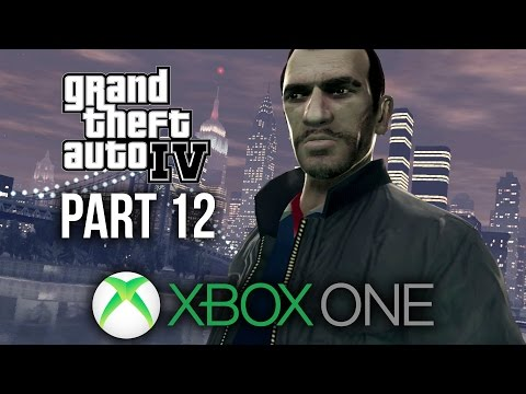 GTA 4 Xbox One Gameplay Walkthrough Part 12 - DECONSTRUCTION FOR BEGINNERS