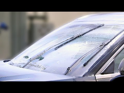 Heated VisioBlade wiper system on the 2020 Lincoln Aviator ? DEMONSTRATION