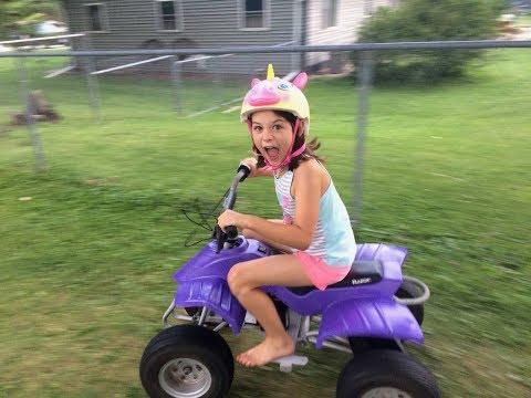 Electric ATV Repair and Upgrade - Kids Razor ATV/Quad rebuild
