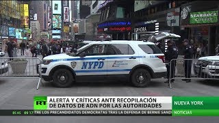 Alerta y críticas porque las autoridades de Nueva York recopilan datos de ADN sobre sus habitantes