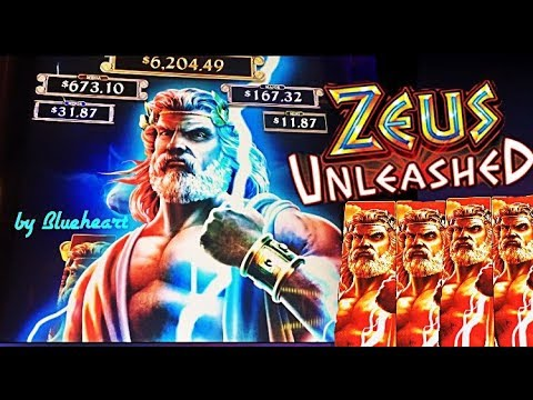 connectYoutube - ★ FIRST TRY! ★ ZEUS UNLEASHED slot machine LIVE PLAY with BONUS WINS!