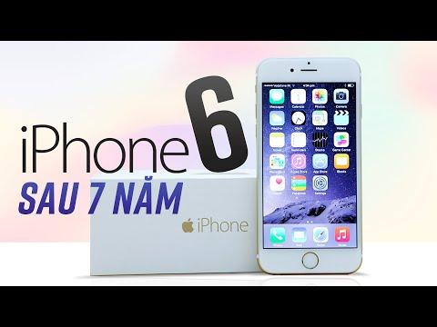 iPhone 6 - bán chạy nhất MỌI THỜI ĐẠI chỉ còn hơn 1 TRIỆU, sau 7 năm vẫn dùng ok? Ảo thật đấy
