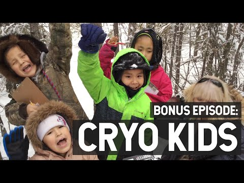 NASA Explorers: Cryo Kids