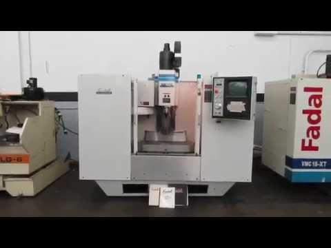 Fadal VMC 2216 CNC Vertical Machining Center For sale At www.machinesused.com