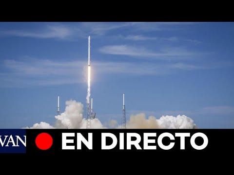 DIRECTO: lanzamiento de satélite de SpaceX