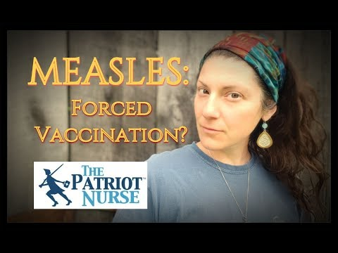 Measles Outbreak:  Worry About the STATE- not the AntiVaxxers