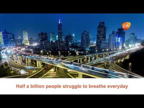 Imagine struggling to breathe every day.