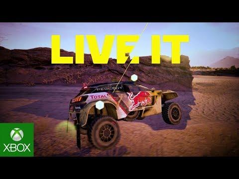 Dakar 18 Launch Trailer