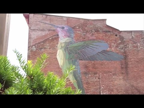 Mary Lacy Mural Tour Introduction