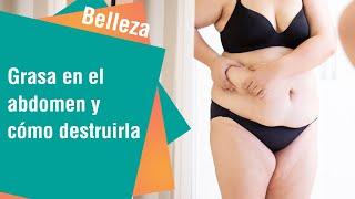Ubique las grasas difíciles y destrúyalas | Belleza