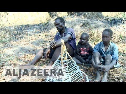 Half a million South Sudan refugees flee to Uganda