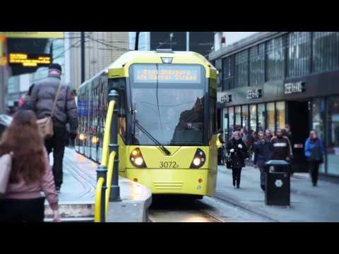 My Manchester - City Transport - Premier Inn