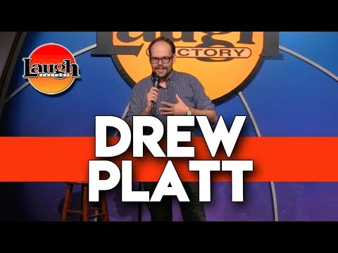 connectYoutube - Drew Platt | From The South To LA | Laugh Factory Stand Up Comedy