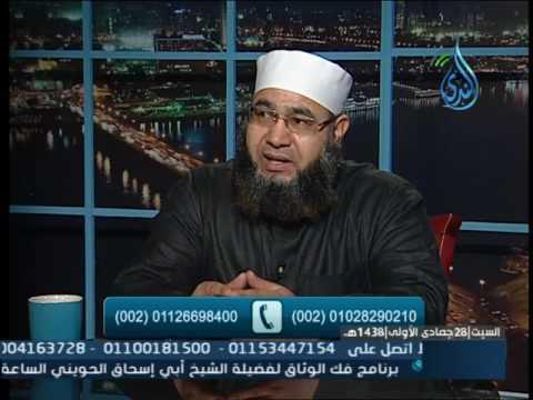 آلم | د.محمد طه في ضيافة الشيخ أشرف عامر 25.2.2017