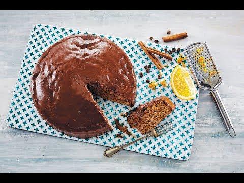 Einfaches Rezept: Kanelkage (dänischer Zimtkuchen) mit Kærgården