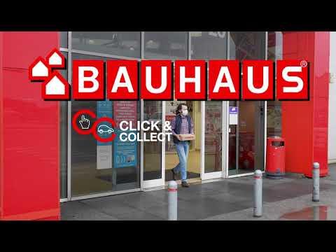 Sådan handler du med Click and Collect i BAUHAUS