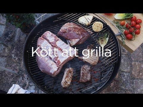 Kött att grilla