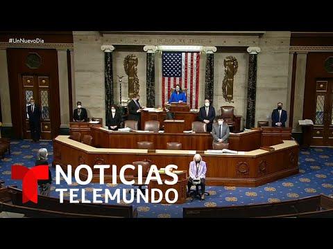 Las Noticias de la mañana, miércoles 13 de enero de 2021   Noticias Telemundo
