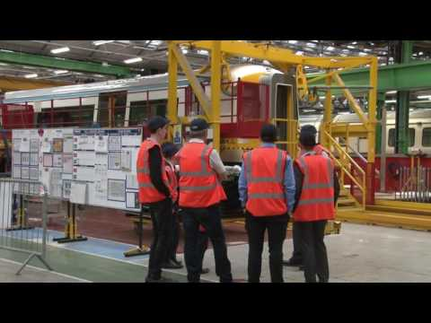 Rail Week 2016 – Graduate opportunities at Bombardier