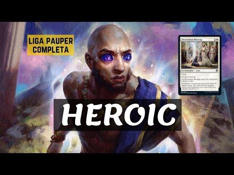 (LIGA PAUPER BUDGET) Heroic!