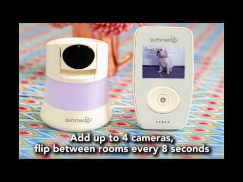 Summer Infant Sure Sight 2.0 Video Monitor
