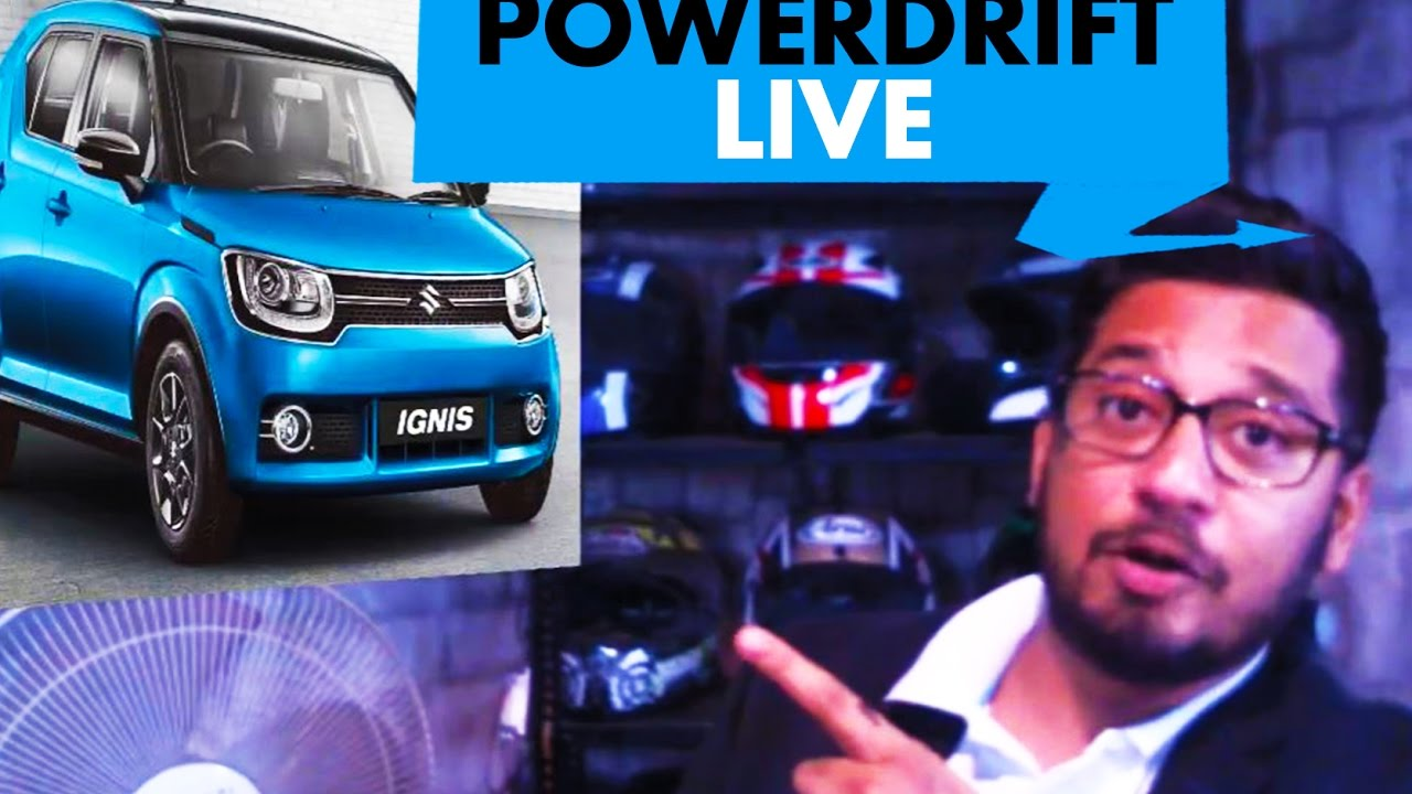 Live: Maruti Suzuki Ignis launched : Features~ Price & More