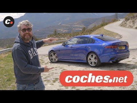 Jaguar XE 2019 | Primera prueba / Test / Review en español | coches.net
