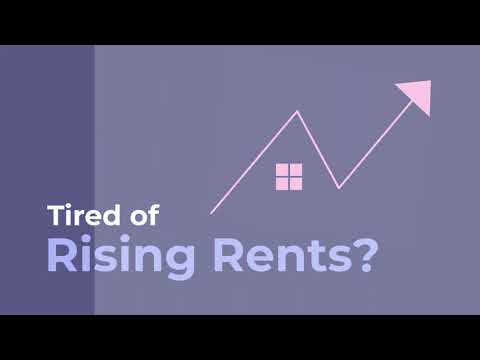 Tired of Rising Rents