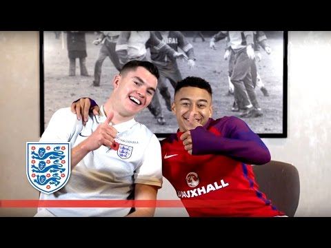 Can Michael Keane guess Jesse Lingard's best moment of 2016? | Roommates