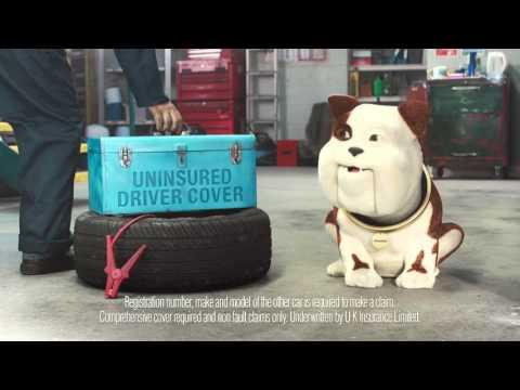 Churchill: Melodramatic Tyre TV Advert 2016