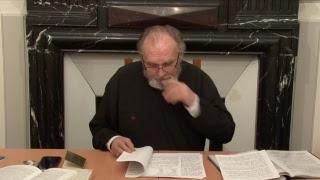 CDS Paris, 13 decembre 2017: Pr. Gerard Reynaud - Theologie ascetique. Niveau 3