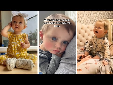 The Most Adorable Babies On Tiktok #85 #shorts