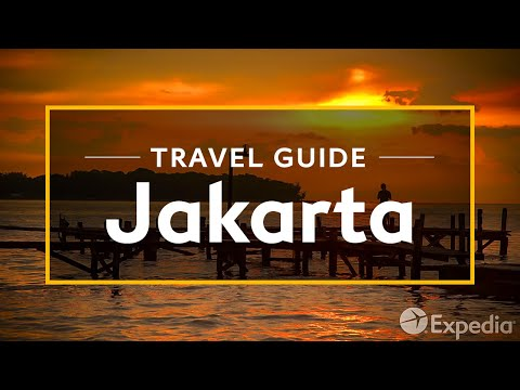 Jakarta Vacation Travel Guide | Expedia (4K)