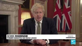 Inglaterra, a confinamiento estricto ante alarmante aumento de casos positivos