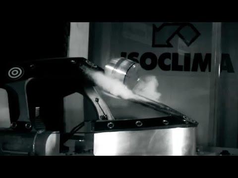 The Aeroscreen: Static Test - Ballistic